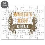 World's Best Chef (Wings) Puzzle