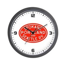 Unique Station Wall Clock