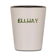 Ellijay, Vintage Camo, Shot Glass