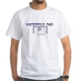 Waterpolo dad Ash Grey T-Shirt T-Shirt