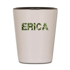 Erica, Vintage Camo, Shot Glass