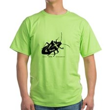 Shield Bug T-Shirt (green)