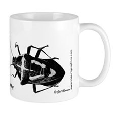 Bug Mug -- Shield Bug