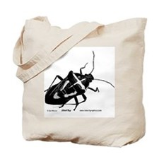 Shield Bug Tote Bag