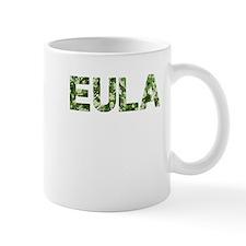 Eula, Vintage Camo, Mug