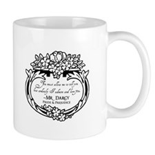 Mr Darcy Pride and Prejudice Mug