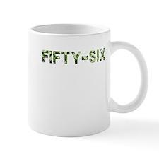 Fifty-Six, Vintage Camo, Mug