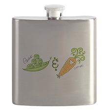 Unique Veggie Flask
