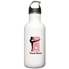 Personalized Beautiful Dancer Water Bottle