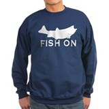Fish on Jumper Sweater