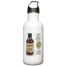 Great BBQ needs a GREAT SAUCE & BBQ RUB Water Bottle