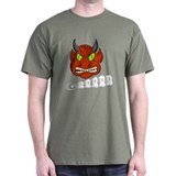 Grrr Red Monster T-Shirt