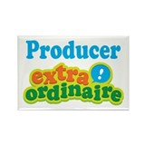 Producer Extraordinaire Rectangle Magnet (10 pack)