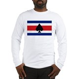 Humberto Brenes Costa Rica Poker Long Sleeve T-Shi
