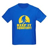 Keep It Squatchy! - Bark at the Moon T