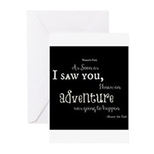 As soon as I saw you: Adventure Greeting Cards (Pk