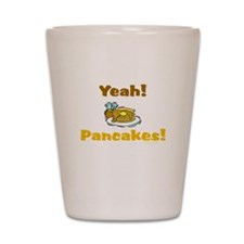 Unique Pancake Shot Glass