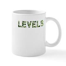 Levels, Vintage Camo, Mug