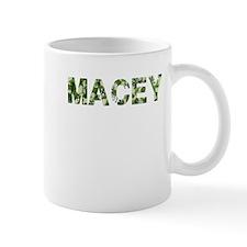 Macey, Vintage Camo, Mug