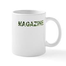 Magazine, Vintage Camo, Mug