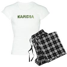 Marissa, Vintage Camo, pajamas