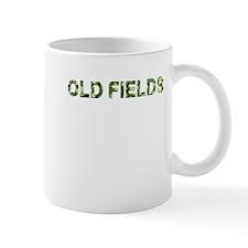 Old Fields, Vintage Camo, Mug