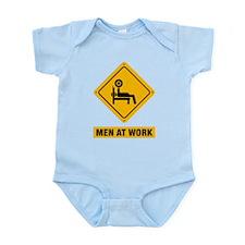 Power Lifting Infant Bodysuit