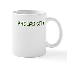 Phelps City, Vintage Camo, Mug