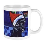FLAT COATED RETRIEVER xmas Mug