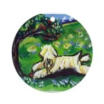 Wheaten summer Ornament (Round)