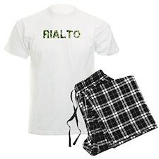 Rialto, Vintage Camo, Pajamas
