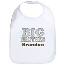 Custom name Big Brother Bib