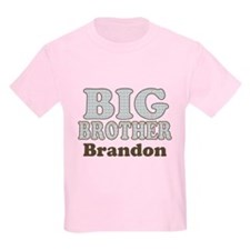 Custom name Big Brother T-Shirt