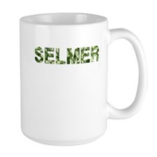 Selmer, Vintage Camo, Mug