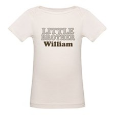 Custom name little brother Tee