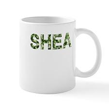 Shea, Vintage Camo, Mug