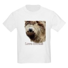 Love Sloths T-Shirt