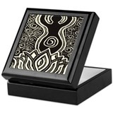 Devi Lotus 1 Keepsake Box