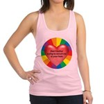 DBTT-Don't-Bother-Trying-to.png Racerback Tank Top