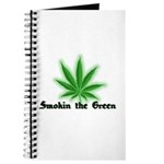 Smokin the Green (pot) Journal
