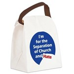 IFTS-I'm-for-the-Separation.png Canvas Lunch Bag