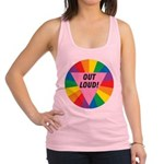 OL-Out-Loud.png Racerback Tank Top