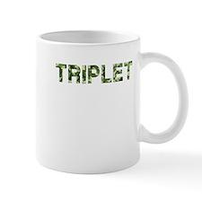 Triplet, Vintage Camo, Mug