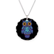 Funny Owl Necklace