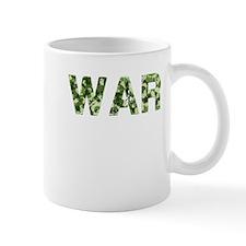 War, Vintage Camo, Mug