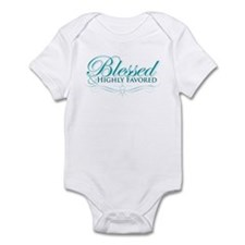 Blessed & Highly Favored Infant Bodysuit