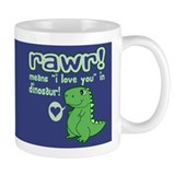 Cute! RAWR Means Love Mug