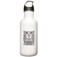 Keep Calm and Marry Darcy Water Bottle