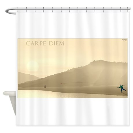 Golf Ain't For Sissies Shower Curtain by sportsnuts