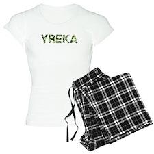 Yreka, Vintage Camo, Pajamas